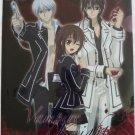 Vampire Knight Clear File Yuki Kaname Zero Clearfile