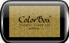 ColorBox Pigment Pad - Gold