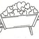 Great Impressions - Wheelbarrow of Hearts