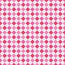 Doodlebug 12x12 Paper - Argyle Valentine