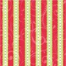 Autumn Leaves 12x12 Paper - Seasons Stripe