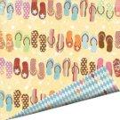 Imaginisce 12x12 DS Paper - Banana Flip-Flop