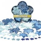 Petaloo - Dahlia Box Blend Sm - Blue
