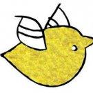 Stampendous - Fun Flock - Lemonade Yellow, 0.25oz.