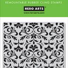 Hero Arts Clings - Antique Brocade
