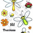 Our Craft Lounge Cling - Just Bugz