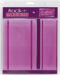 Crafter's Companion - Rock-a-Blocks - Set of 2