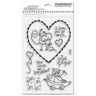 Stampendous Clear - Changito Pop