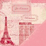 Making Memories 12x12 Paper - Eiffel Tower