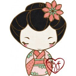 The Greeting Farm - Geisha Anya
