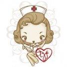 The Greeting Farm - Cheeky Nurse