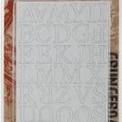 Tim Holtz idea-ology - Grungeboard Mixed Minis 5x7 Plain