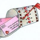 Lockhart Stamp Co - Mailbox of Love