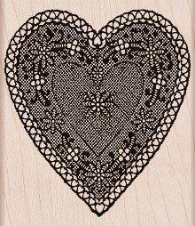 Hero Arts - Heart Lace