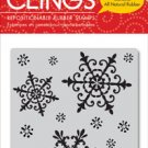 Hero Arts Little Clings - Snowflakes
