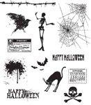 Tim Holtz Collection - Halloween