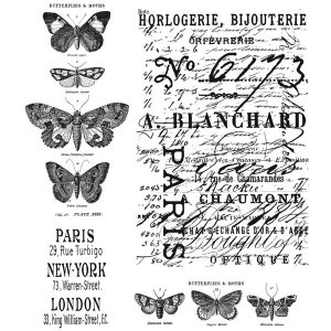 Tim Holtz Collection - Papillon