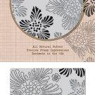 Hero Arts/Basic Grey - Luscious Floral Background