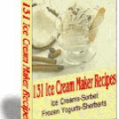 131 Ice Cream Maker Different Recipes eBook