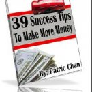 39 Success Tips eBook