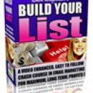 Build Your List eBook