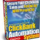 Clickbank Automation System eBook