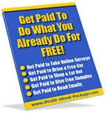 Get Paid For What You Already Do For Free!