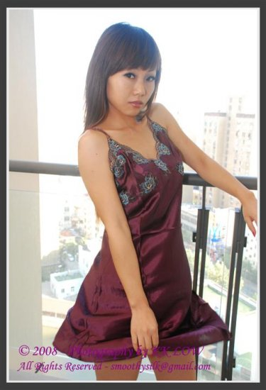 SILK NIGHTIE SLIPS - XZ-20822 (Prices in USD, Free Shipping)