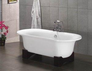 Hakone ASIAN INSPIRED FREE STANDING BATHTUB & FAUCET large bath tubs