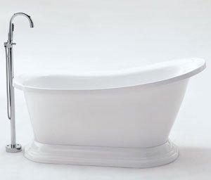 M9112 Modern Free Standing Pedestal Bathtub cheap tubs