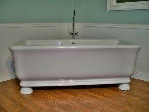 Claw Foot Bath Tub, Modern Bathubs, Clawfoot Tubs, Bathroom Vanities ...