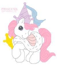 MLP Princess Sparkle