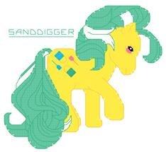MLP Sanddigger
