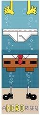 Spongebob Bookmark