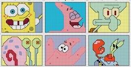 Spongebob Squares