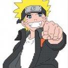 Naruto fist