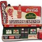 COCA COLA Funhouse Arcade Town Square Fiber Optic