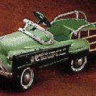 HALLMARK KIDDIE CAR --MURRAY RANCH WAGON