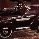 HALLMARK KIDDIE CAR CLASSICS--LUXURY STEELCRAFT AIRFLOW
