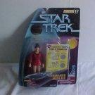 DAX DS9 STAR TREK Warp factor 1 RED DRESS TRIBBLES