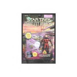 CADET WILLIAM RIKER STAR TREK STARFLEET ACADEMY