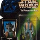 GREEDO BOUNTY HUNTER COLECTION 1