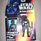 Tie Fighter Pilot Orange (Red)Card~Star Wars 1995 POTF