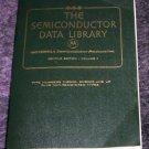 SEMICONDUCTOR DATA LIBRARY MOTOROLA VOL 1-2 & INDEX
