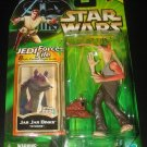 STAR WARS JAR JAR BINKS JEDI FORCE FILE TATOONIE