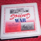 THE SOUNDS OF WAR. WORLD WAR II, actual sound recordings
