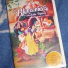 SNOW WHITE AND SEVEN DWARFS, SPANISH VERSION VHS NIS