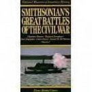 Smithsonian's Great Battles of the Civil War 7 VHS Set