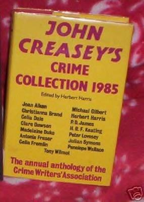 John Creasey's Crime Collection 1984, 1985, 1986,1989