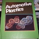 AUTOMOTIVE PLASTICS (COURSE) BRUCE A JENKINS